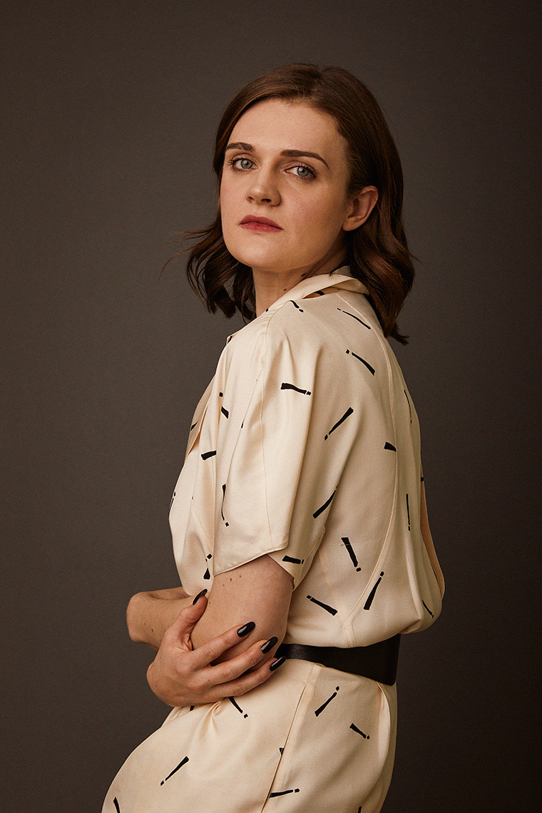 Portrait of Gayle Rankin